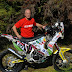 Tapizado asiento de moto para Dakar 2013
