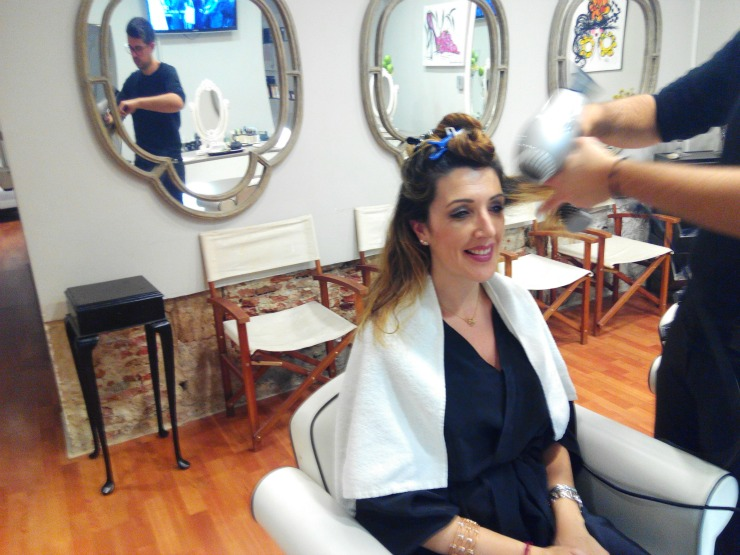 31.03.2016 #BEAUTY. Mi cuidado capilar Aveda en Blow Dry Bar
