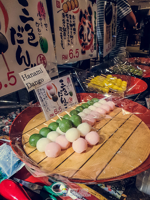 Japanese local delicacies at Lot 10 Isetan The Japan Store