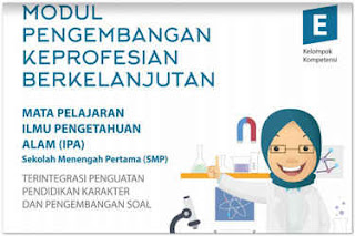 Download Modul PKB Guru IPA SMP 2017