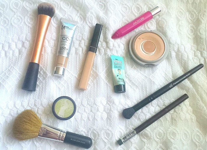 FOTD | Quick & Easy Back to School Makeup