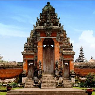 Api Asian Games 2018 akan melalui Istana Tampak Siring, Bali