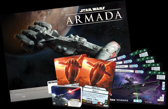 Kits de Torneo de Verano para X-Wing, Imperial Assault, Armada y Star Wars LCG