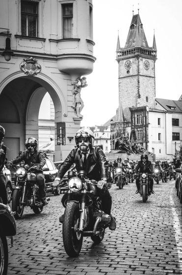 "Triumph se prepara para o maior ""Distinguished Gentleman's Ride"""