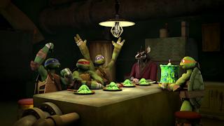 As Tartarugas Ninjas