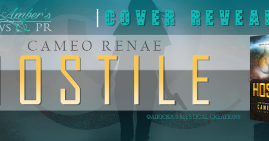 Cover Reveal: Hostile by Cameo Renae