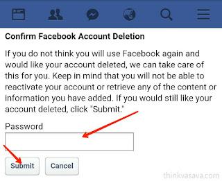 Password daalke submit kare