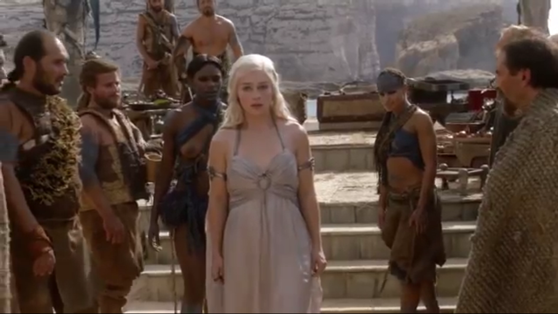 Are there subtitles for dothraki in game of thrones