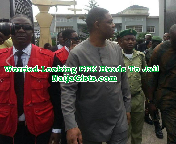 fani kayode jailed stealing