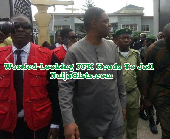 fani kayode jailed stealing