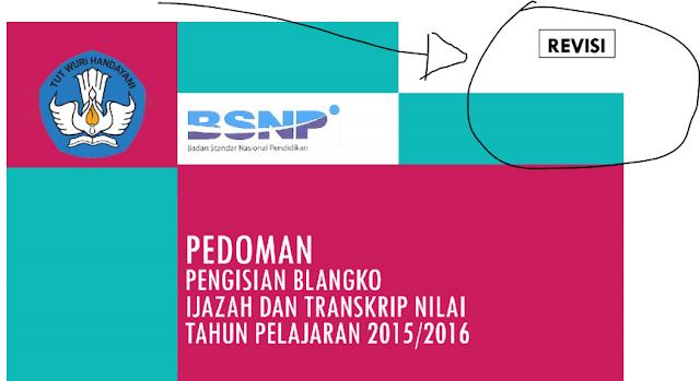 Download PEDOMAN PENGISIAN BLANGKO IJAZAH SMK-rev 30 Juni 2016