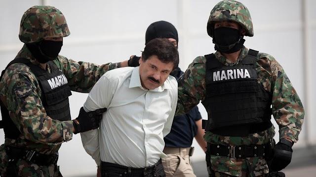 Se escapa El Chapo de nuevo, esto debe ser bien desconsertante para el Presidente