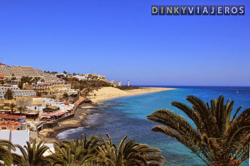 Fuerteventura. Morro Jable