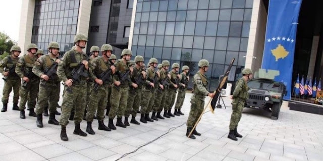 Over 60 million euros for the Kosovo Security Forces