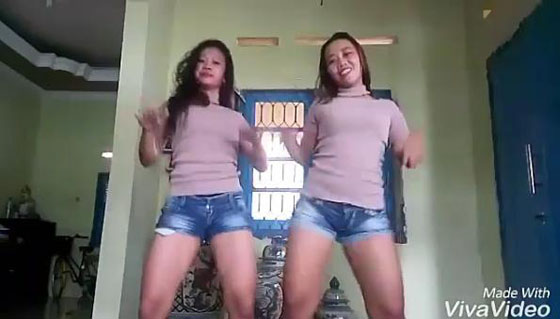 Video Gabut DJ Goyangan Seksi