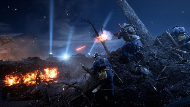 رسميا خريطة Nivelle Nights أصبحت متوفرة للجميع بالمجان في Battlefield 1