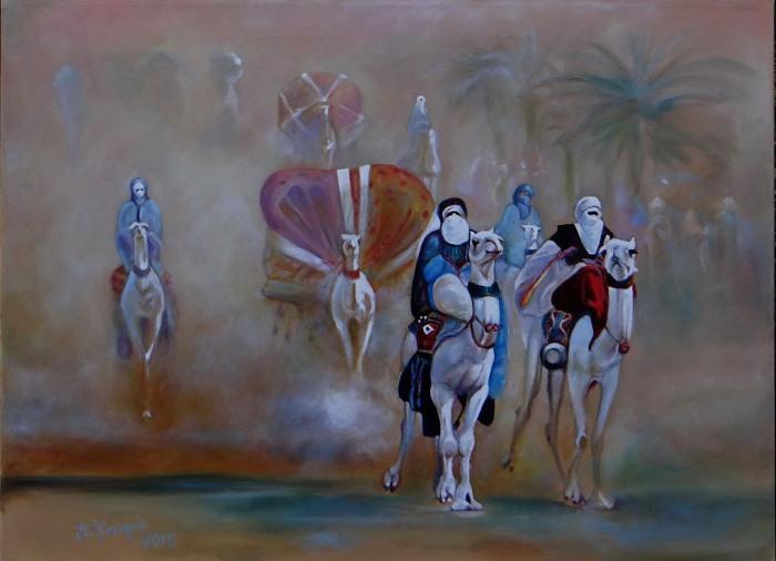 Вольный художник. Валерий Петров