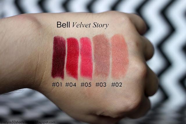Bell Velvet Story 01 02 03 04 05