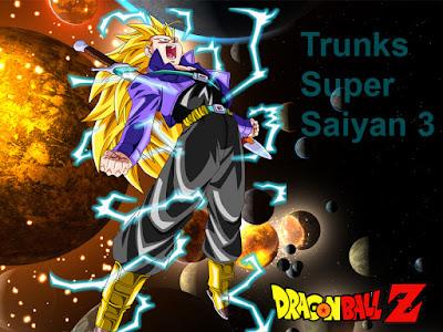 Trunks Super Saiyan 3