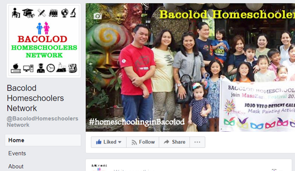 homeschooling in Bacolod - GMEA