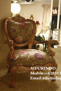 classic chair of living room classic french chair carved with gold leaf furnishing italian design from indonesia furniture exporter