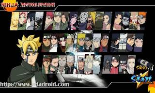 Naruto Senki Ninja Revolution by Ariyanto Apk