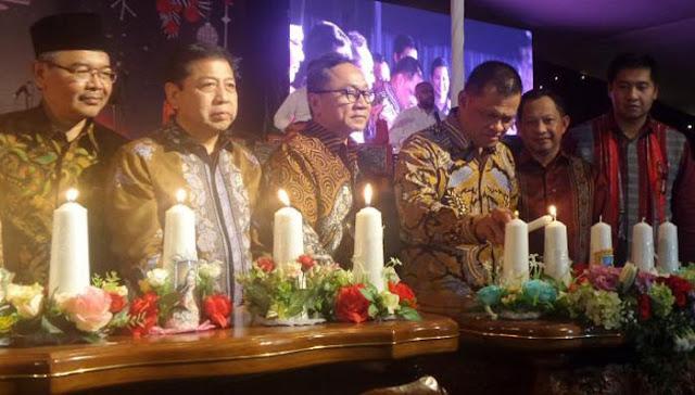 "Kutip Ayat Injil, Panglima TNI: ""Mohon Dikoreksi Pak Pendeta, Saya Jangan Di Ahok-kan"""