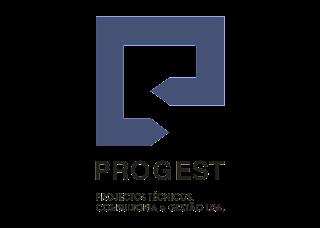 Progest Projectos tecnicos Logo Vector