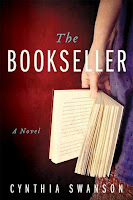 The Bookseller by Cynthia Swanson (Book cover)