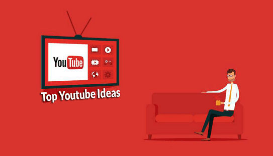 top-youtube-video-channel-ideas