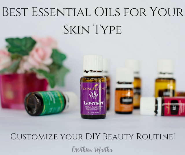 Best essential oils to customize your DIY beauty routine