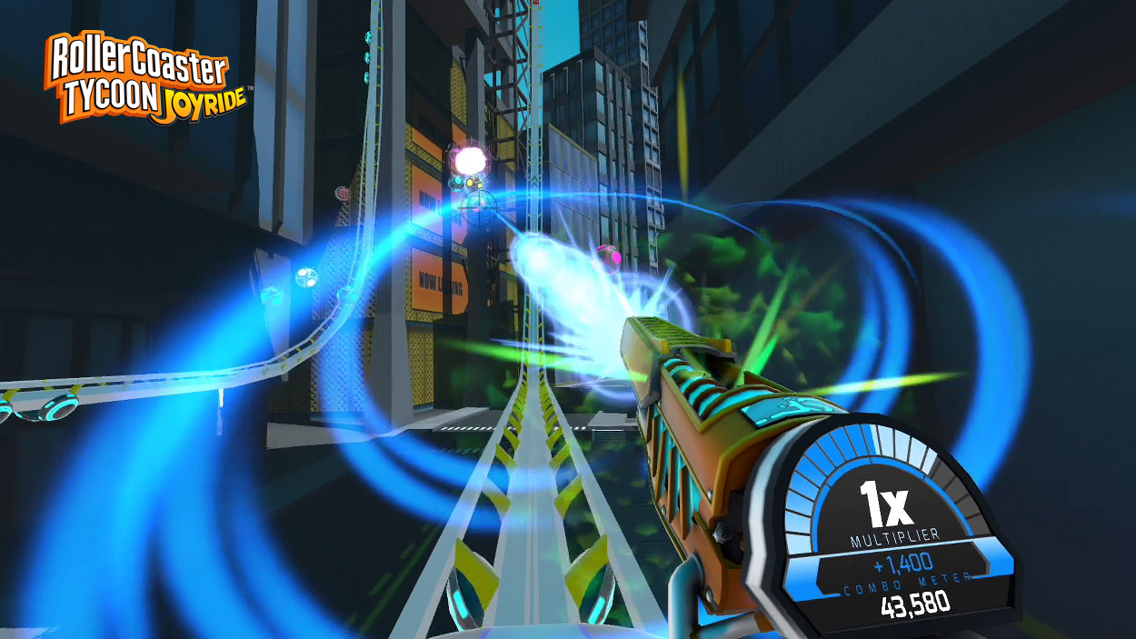 The Edge: RollerCoaster Tycoon Joyride (PS4/PSVR)
