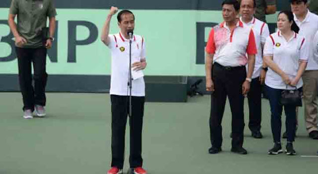 Jokowi Minta Kekayaan Alam Tidak Lagi Terlalu Dibanggakan