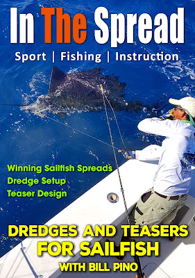 in the spread fishing sailfish dredges teasers bill pino squidnation