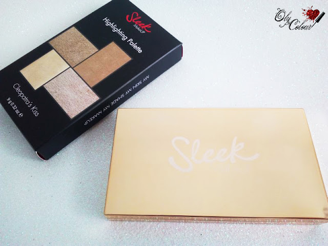 highlighting-palette-sleek- cleopatra´s-kiss