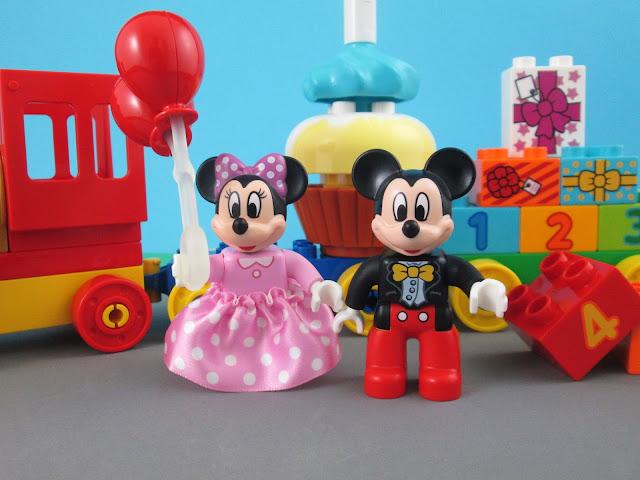 Set LEGO Duplo 10597 Mickey & Minnie Birthday Parade