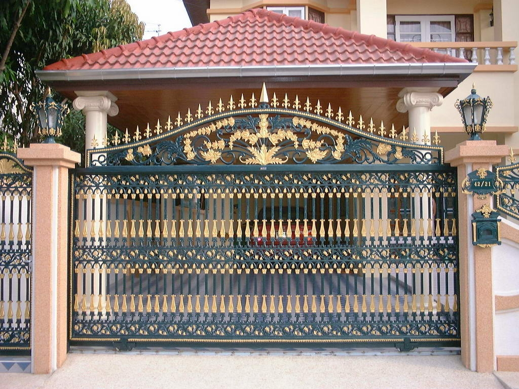 Hot Simple Gate Designs For Homes In Kerala In Addition To Iron Gate  Designs For Homes. Gate Price In Kerala   cpgworkflow com