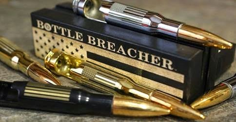 Bottle Breacher seen in Veterans Episode 608
