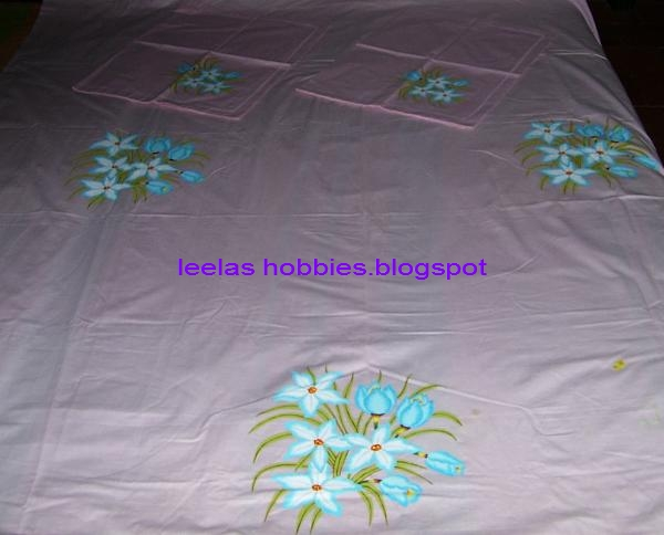 Leelas Hobbies Fabric Painting