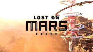 Firecry 5 Lost on Mars Background