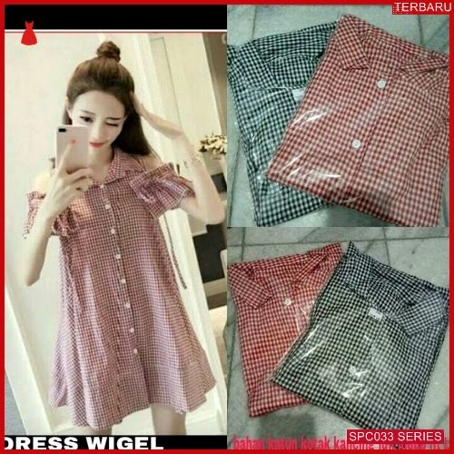 SCP033D73 Dress Wigel Terbaru Dress Wanita | BMGShop