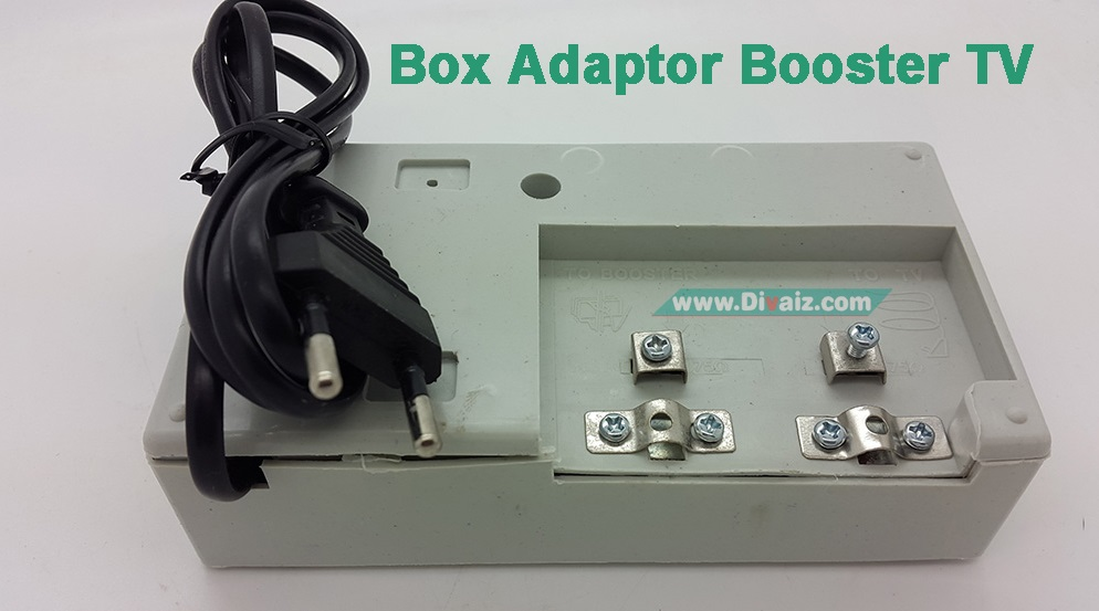 Adaptor Booster TV