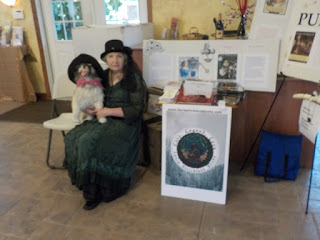Steampunk! What's #Steampunk? by Laura Strickland for Brenda Whiteside