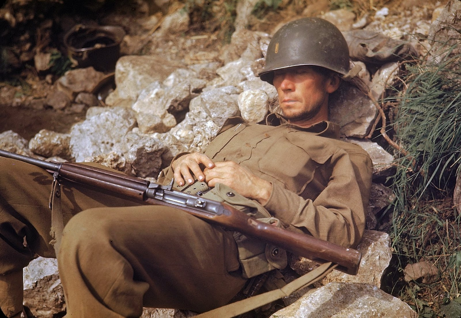 27 Rare Color Photographs from World War II ~ vintage everyday