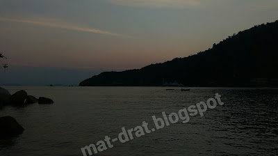 Sunset Pulau Perhentian