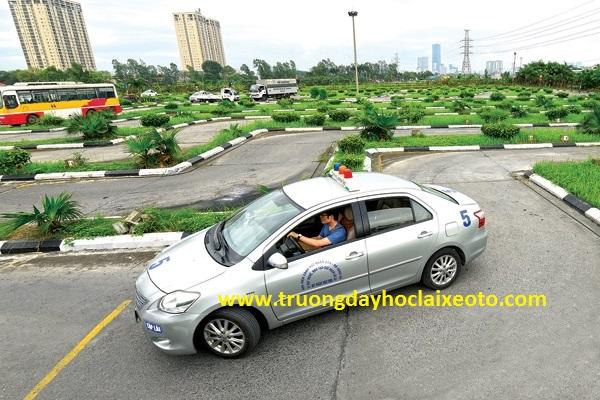 Khóa học lái xe ô tô B1, B2, C quận Hai Bà Trưng, thành phố Hà Nội