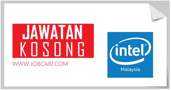 JAWATAN KOSONG INTEL MALAYSIA FRESH GRADUATE