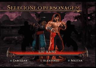 Download ISO Mortal Kombat: Shaolin Monks PS2 Torrent Pt-Br