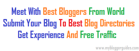 List Of Best Blog Directories For Bloggers