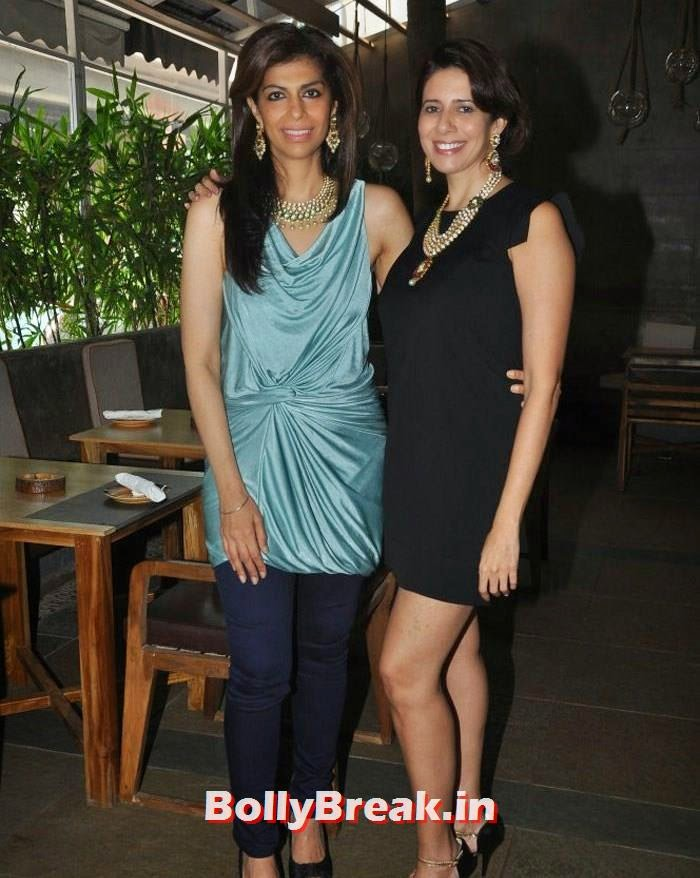 Zeba Kohli, Coleen Khan, Pics from Zeba Kohli's Show 'Project Seven' Preview